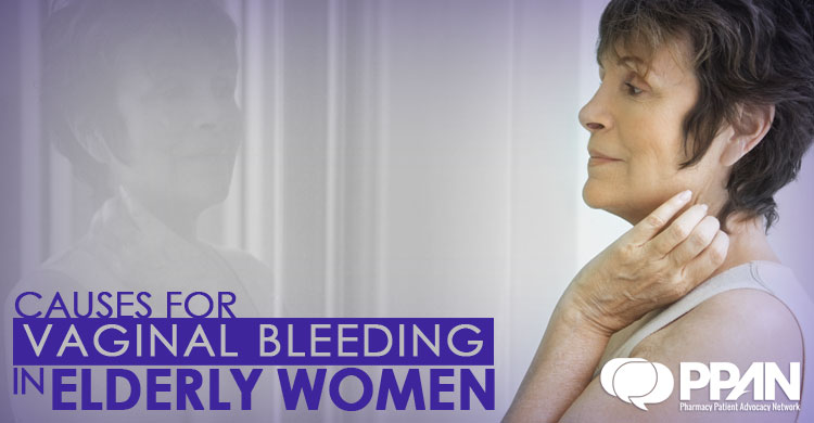 Medical Attention Should Be Sought Immediately if Vaginal Bleeding Occurs in Elderly